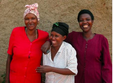 Foundation Rwanda Group Members